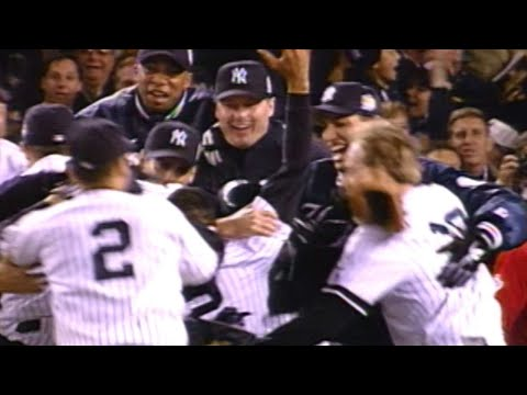 1999 WS Gm4: Costas calls final out of Yankees win