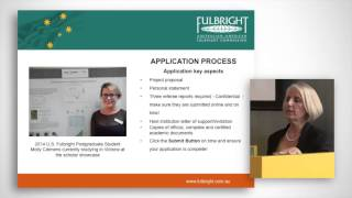 Fulbright Scholarships - Postdoctoral Information Session at RMIT