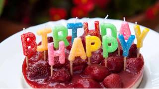 Eldon   Cakes Pasteles - Happy Birthday