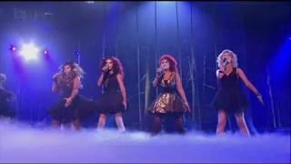 Little Mix are alien on Halloween Week - The X Factor 2011 Live Show 4 - itv.com/xfactor