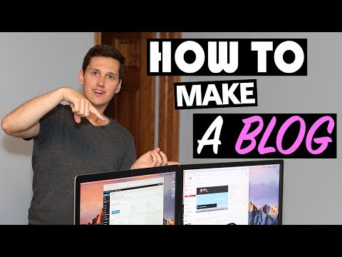 How To Make A Blog [For Beginners] STEP BY STEP