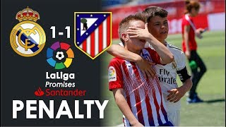 Penalty Real Madrid vs Atletico Madrid LaLiga Promises 2019