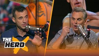 Best of The Herd with Colin Cowherd on FS1 | November 15th 2017 | THE HERD