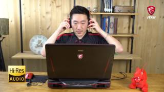 GT83VR: World's 1st full RGB color mechanical keyboard gaming notebook