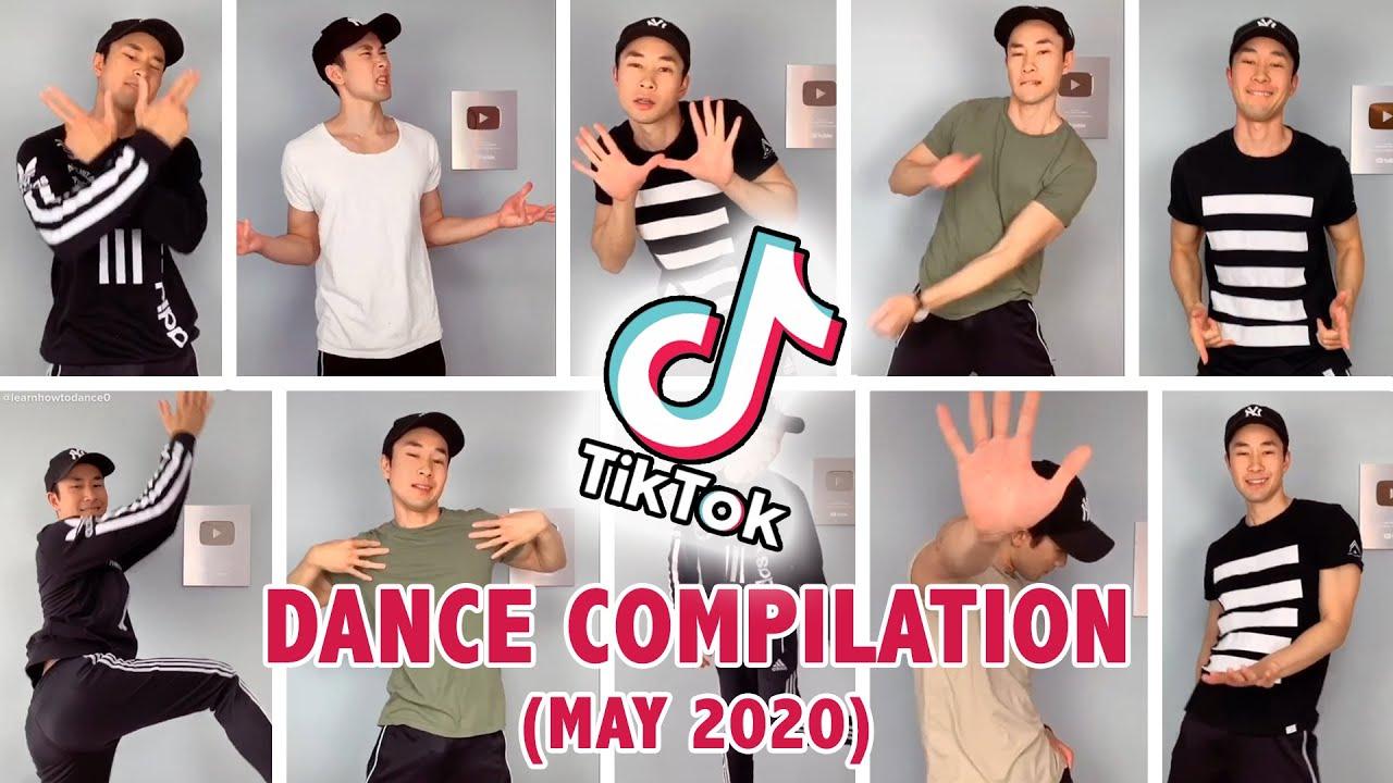 Learn These Tik Tok Dances Step By Step Youtube