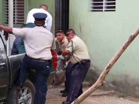 Late Afternoon Bloodbath Leaves 2 Belize City Men Dead