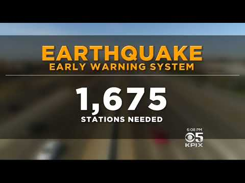 California's Earthquake Early-Warning System Faces Obstacles