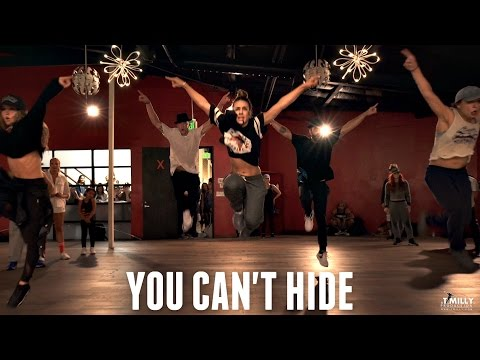 The Get Down  You Can't Hide  Choreography by Tony Bellissimo  Filmed by @TimMilgram