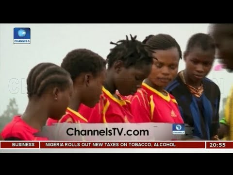 Burundian Refugee Football Team |Africa54|