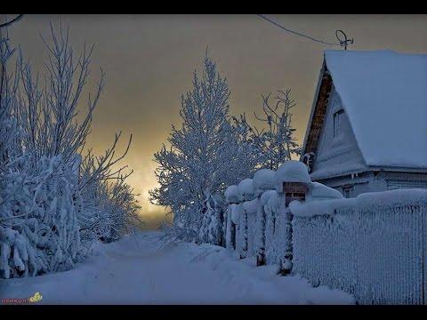 Зима Природа - YouTube