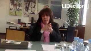 Entrevista a Rosa García - Libro Resiliencia, gestión del naufragio