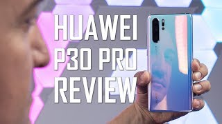 Huawei P30 Pro - Low Light Monster! [Review]