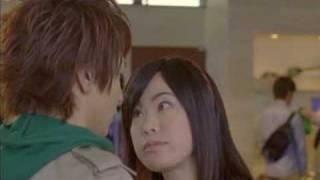 生田斗真とハルヒキャラの共演CM。 こちらは30秒バージョン。 オチが二...