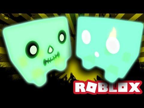 SKELETON GHOST PET & WILLOW WISP GREEN PET! | Roblox Pet Simulator