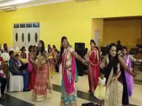 Kuliyapitiya Wedding Surprise Dance