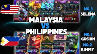 Evos PH in National Arena Contest Mobile Legends