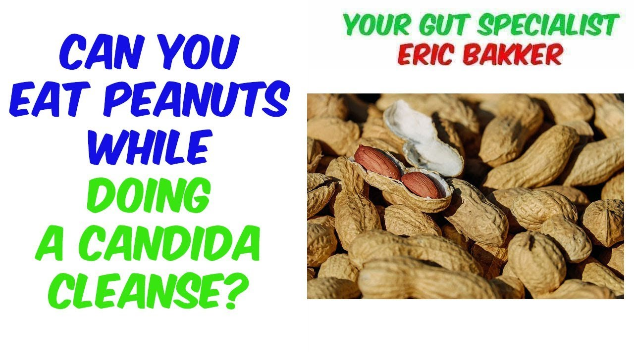 can you eat nuts on candida diet