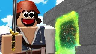 Roblox | JACK SPARROW IS ON MY TEAM!! | Portal Heroes