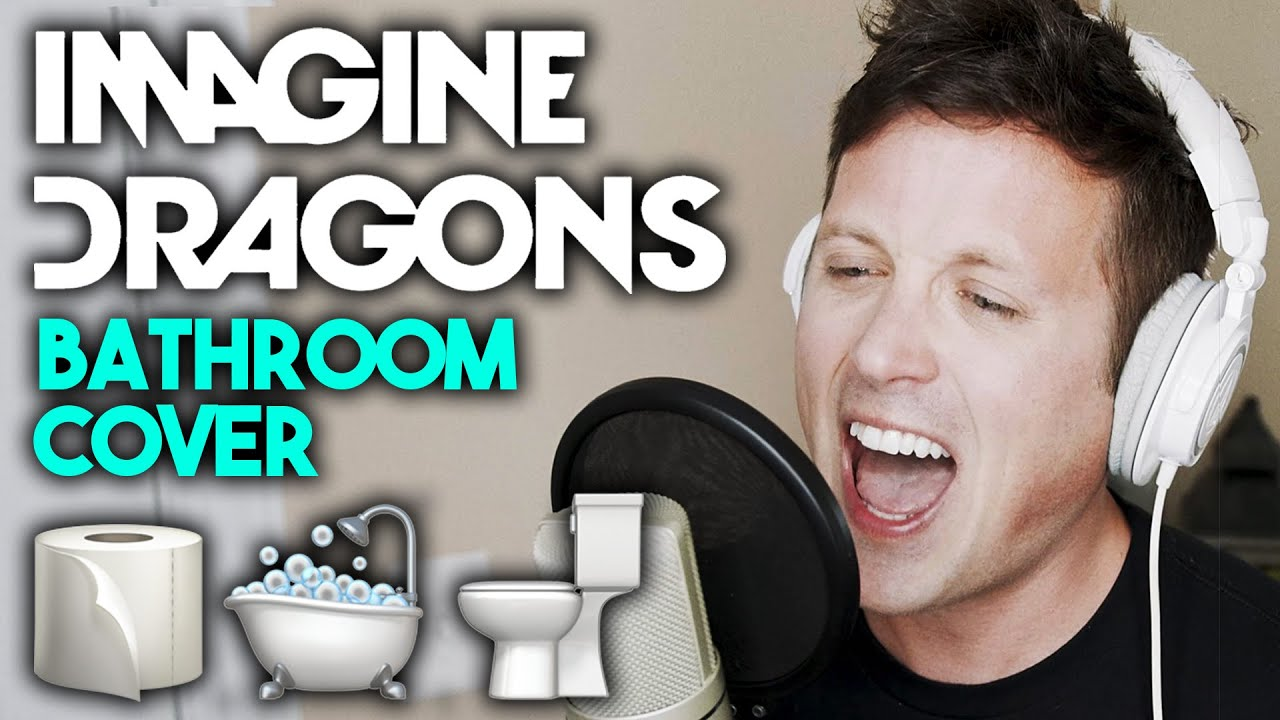 IMAGINE DRAGONS: CUTTHROAT (bathroom cover) [CONTEST WINNER!]