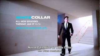 White Collar 3x11 'Checkmate' Promo [Legendado]