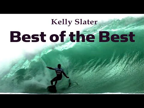 KELLY SLATER THE BEST OF THE BEST
