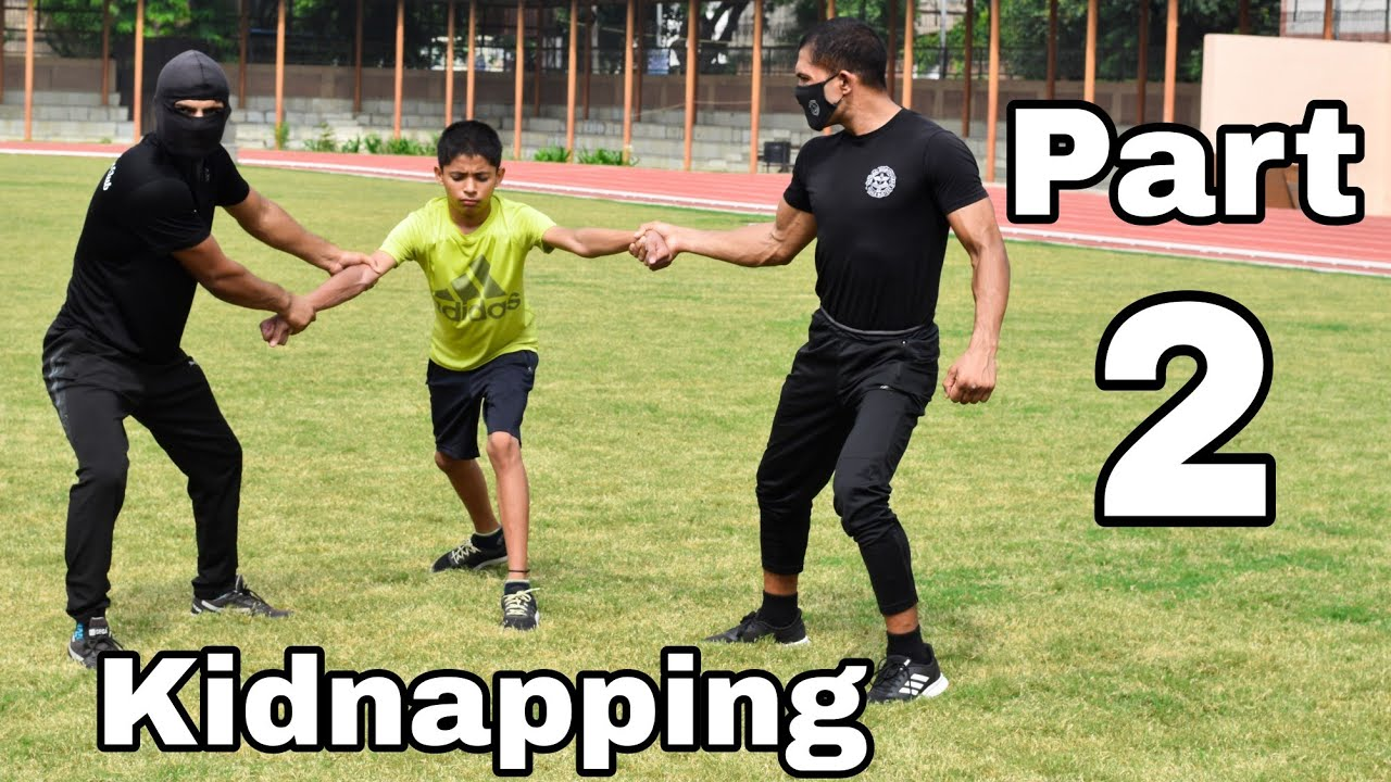 Kidnapping Part 2 || Special For Kids || Self Defence