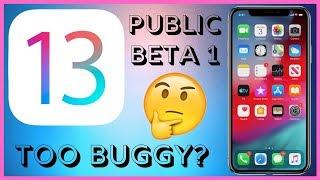 iOS 13 Public Beta 1 RELEASED! Should You Upgrade?