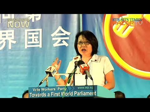 Workers' Party Rally @ Hougang (Part 4)