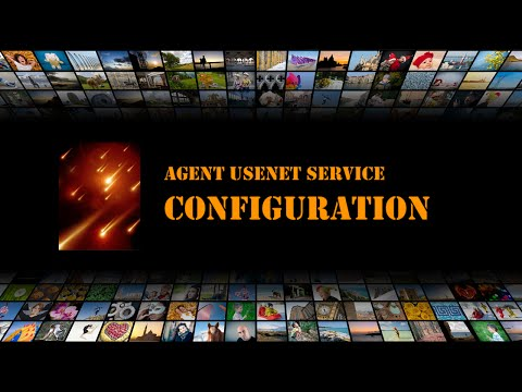 Agent Usenet Service - 1. Configuration