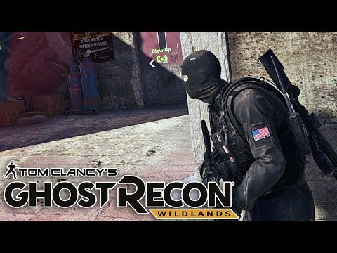 Ghost Recon: Wildlands #31 - Squad Out