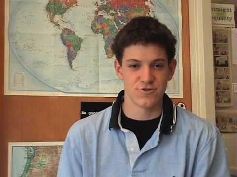 Sam Mathews Winner of Pulitzer Center Writing Contest on Water