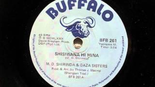 M.D. Shirinda & Gaza Sisters - Shisiwana Hi Mina (Shangaan Trad) (Buffalo 261)