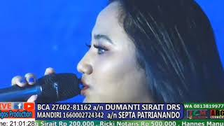 Maria Simorangkir - Didia Rokkaphi (Live Streaming Anigos Production)