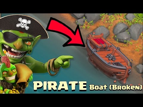 Thumbnail: IT'S A PIRATE SHIP!!!😀NEW UPDATE WISH!!🔸Clash Of Clans