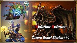 Hearthstone - Nefarian Returns - Co-op Brawl