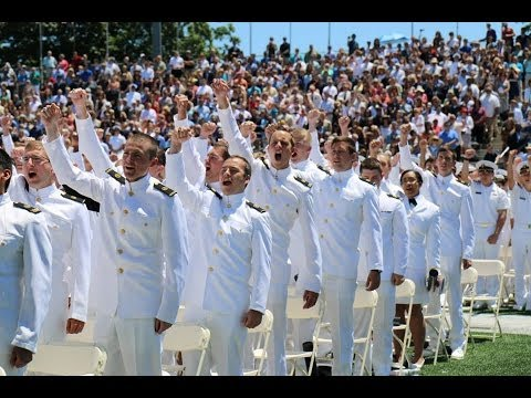 2014 U.S. Merchant Marine Academy Graduation