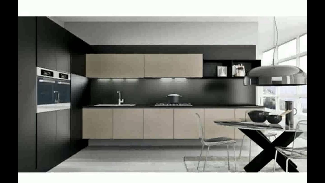 cuisine italienne design youtube. Black Bedroom Furniture Sets. Home Design Ideas