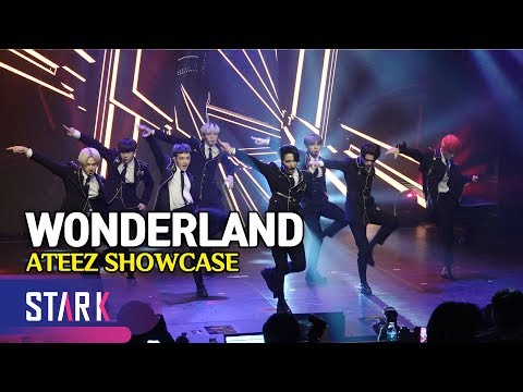 Title Song 'WONDERLAND', ATEEZ comeback Showcase (    'WONDERLAND')
