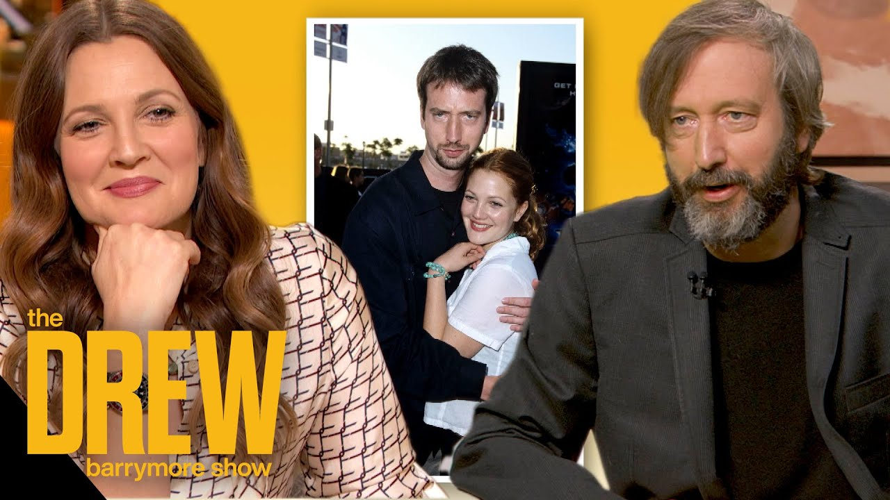 Download Drew Barrymore Reunites with Her Ex Tom Green for the First Time in 15 Years