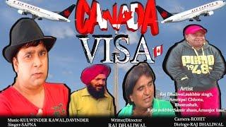 "Canada Visa "" O No "" New Full Punjabi Movie | Latest Punjabi Movies 2015 | Popular Punjabi Films HD"