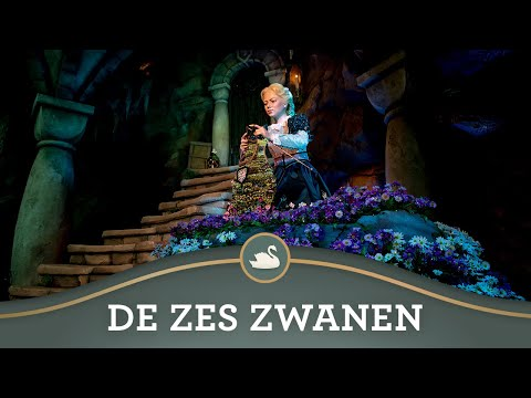 Elisa and the Six Swans: A perfect jewel-box of a ride at the Netherlands' Efteling park