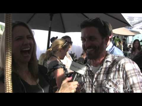 Rob Benedict at the 68th Annual Golden Globes Awar...