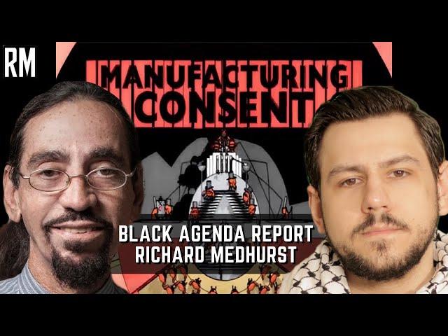 US Corporate Media Watch | Black Agenda Report & Richard Medhurst