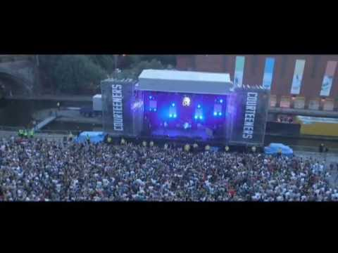Courteeners take over the world live at Castlefield bowl