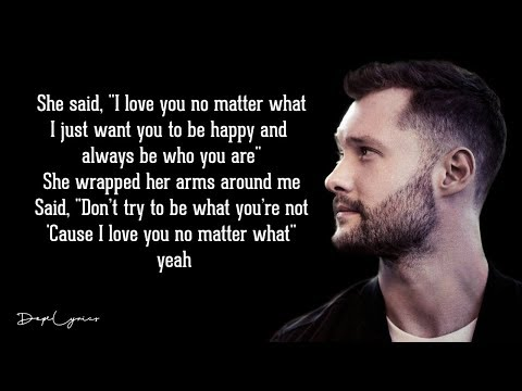 download Calum Scott - No Matter What (Lyrics) 🎵