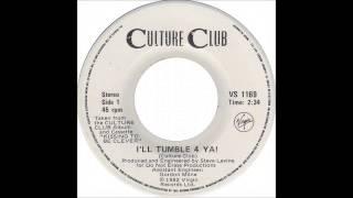 Culture Club - I