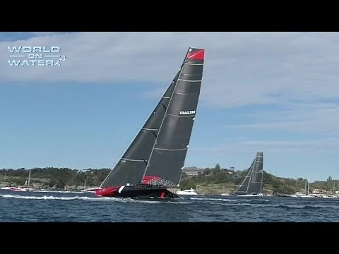 The Latest In Sailing By Michael Coxon CEO North Sails Sydney August 18