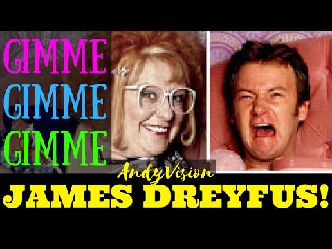 Sitcom legend James Dreyfus reveals Gimme, Gimme, Gimme secrets!
