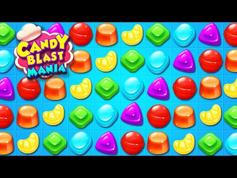 Can you get to Level 5? - Candy Blast Mania     |      720