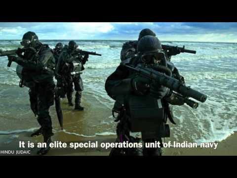 The history of Indian MARCOS. Marine  Cammandos